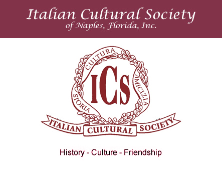 Italian Cultural Society, History - Culture - Friendship